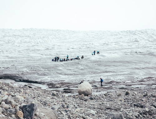 JSEP (Joint Science Education Project) Students in Greenland