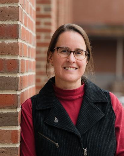 Photograph of Kathy Cottingham by Eli Burakian, 19 November 2019