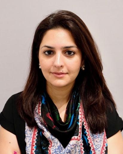 Tanya Ghani