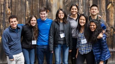 GIS students 2014-15