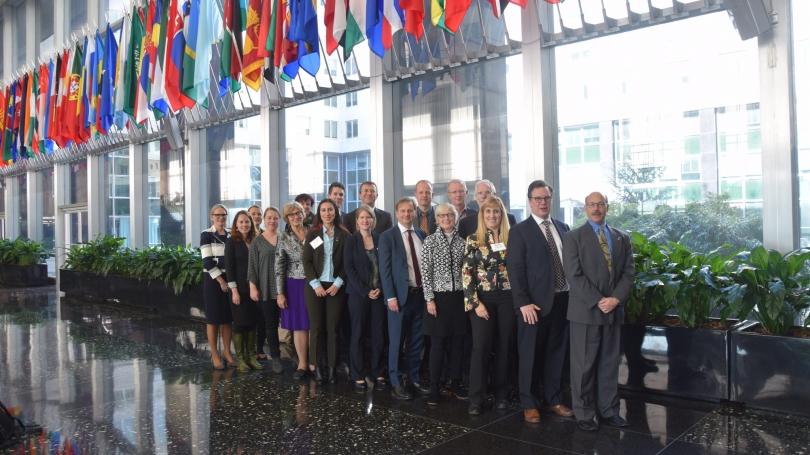 Fulbright Arctic Initiative Scholars