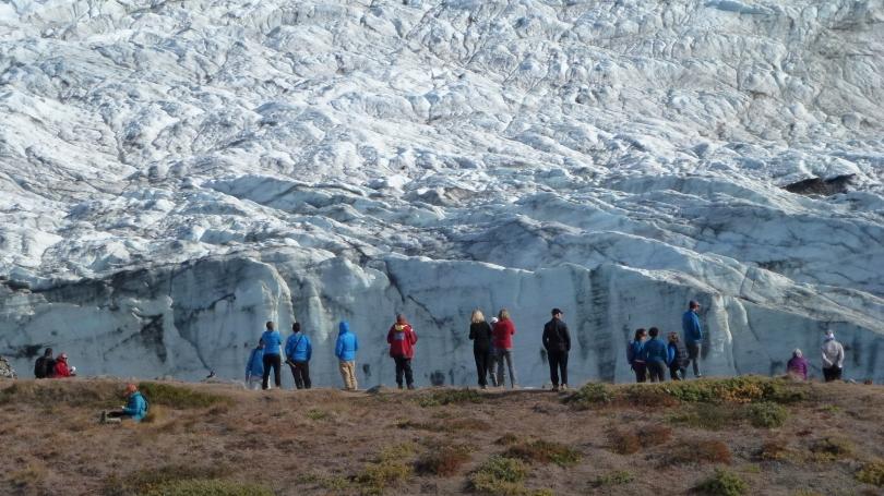 russell glacier kangerlussuaq